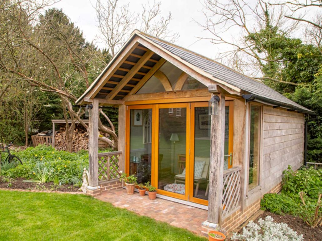 Oak Summer House