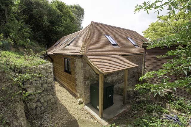 Hollis Oast Building Conversion
